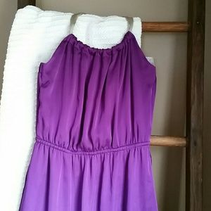 NWT The Limited purple dress